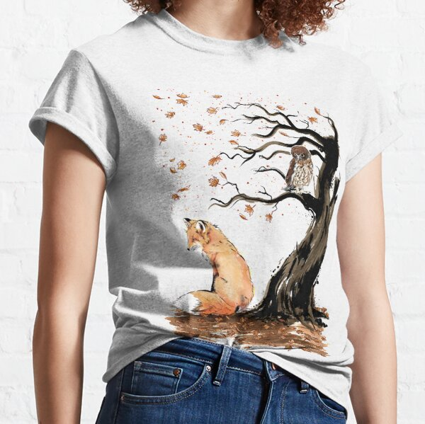 Winds of Autumn Classic T-Shirt