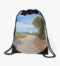 Cape Liptrap Lighthouse.... Drawstring Bag