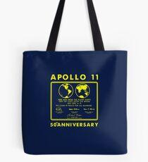 Celebrate the 50th anniversary of the Apollo 11 moon landing #5 Tote Bag
