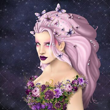 Lilac Summer by CatAstrophe