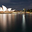 """""""Lady of The Harbour .. Sydney Opera House """"  by Darren Gray"""