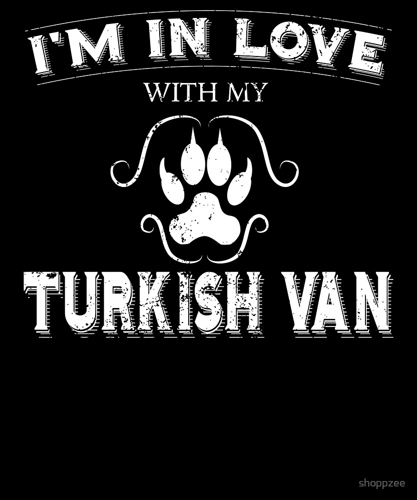 Anti Valentines Party Turkish Van Cat Owner by shoppzee