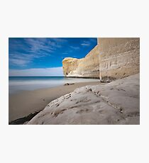 Tunnel Beach 2 Photographic Print