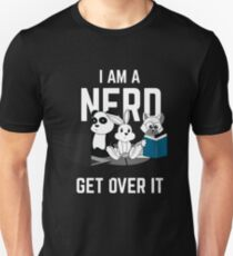 Animal Nerd Funny Unisex T-Shirt