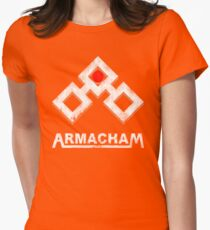 Armacham Womens Fitted T-Shirt
