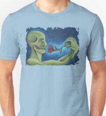 the zombie rose Unisex T-Shirt