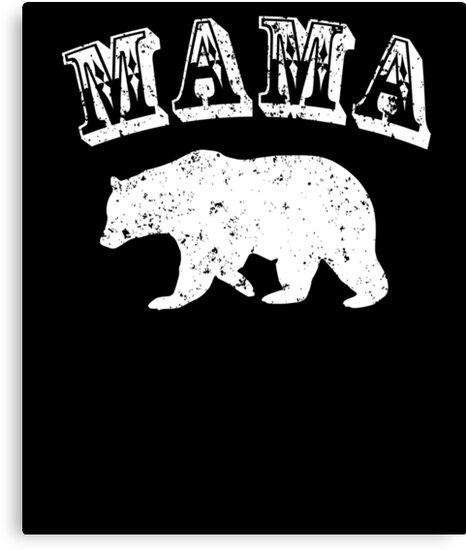 Momma Bear Gifts For Mom & Grandma by shoppzee