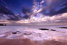 Cape Woolamai Beach, Philip Island, Australia by Michael Boniwell
