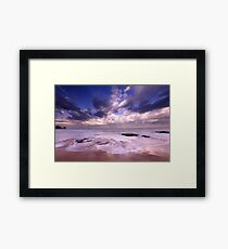 Cape Woolamai Beach, Philip Island, Australia Gerahmter Kunstdruck