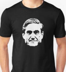 Es ist Müller-Zeit - Sonderstaatsanwalt Mueller Face - Klagen widerstehen Unisex T-Shirt
