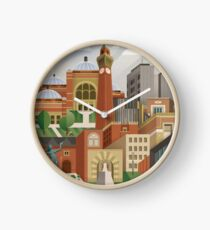 University Of Birmingham Clock