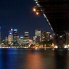 """ Under The Bridge .. "" by Darren Gray"