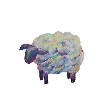 Sheep by xaxuokxenx
