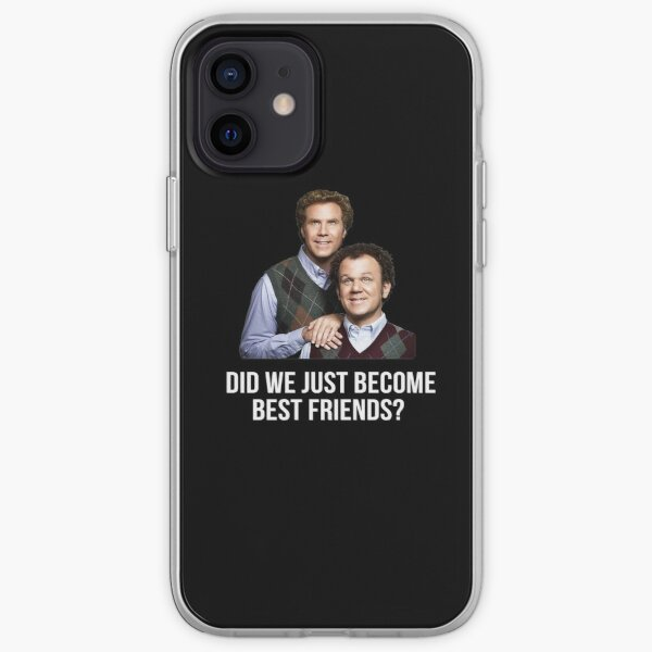Did we just become best friends? iPhone Soft Case