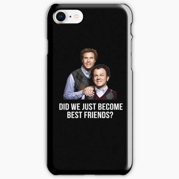 Did we just become best friends? iPhone Snap Case