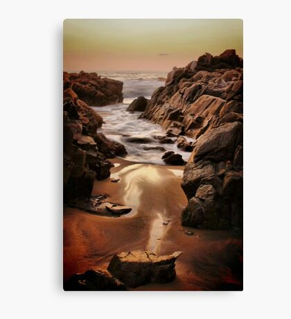Eternal Sea Canvas Print