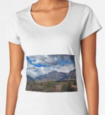 Arizona Landscape Women's Premium T-Shirt