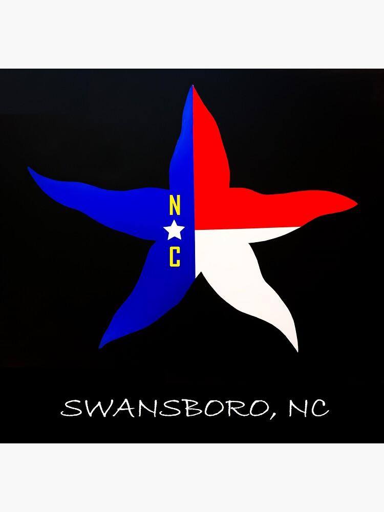 NC StarFish (Swansboro, NC) by barryknauff