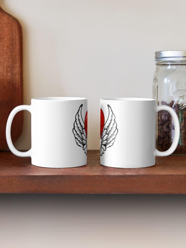 Alternate view of Love my Grandkids Mug