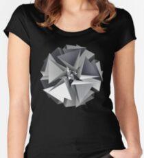 'TetraStar' Women's Fitted Scoop T-Shirt