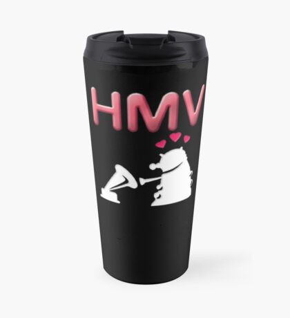 His Master's Voice Travel Mug