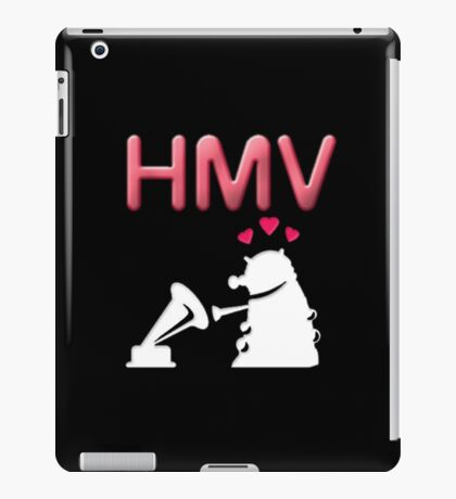 His Master's Voice iPad Case/Skin