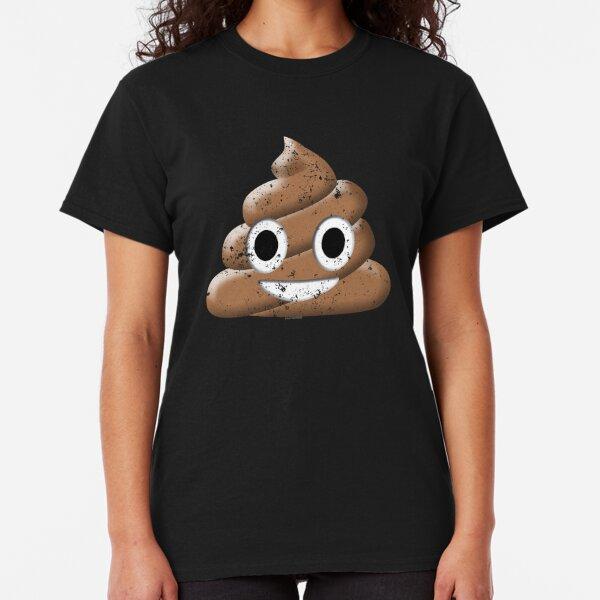 Police Poop Emoji Poolice Short-Sleeve Unisex T-Shirt