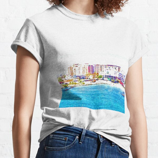Vlore from the sea Classic T-Shirt