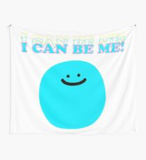 I Can Be Me! Wall Tapestry