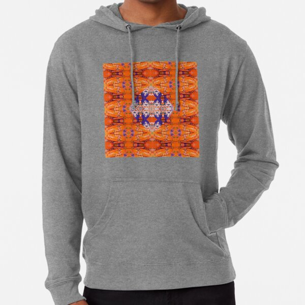 Pattern, tracery, weave, template, Sample, specimen, model, example Lightweight Hoodie