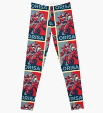 Orisa Poster Leggings