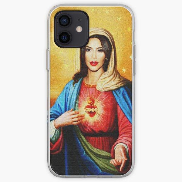 Saint Kim Funda blanda para iPhone