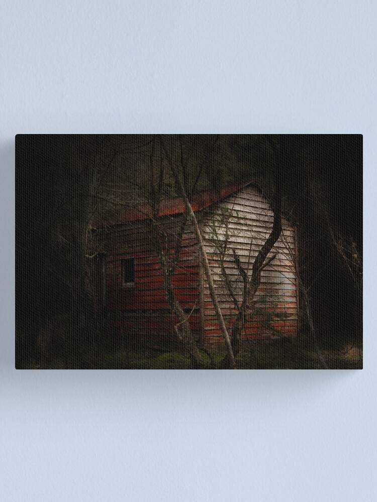 Alternate view of Deep Forest Canvas Print