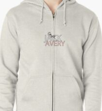 WHY DONT WE - JACK AVERY Zipped Hoodie