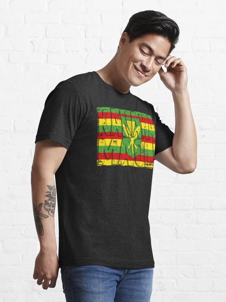 Alternate view of Kanaka Maoli by Hawaii Nei All Day Essential T-Shirt