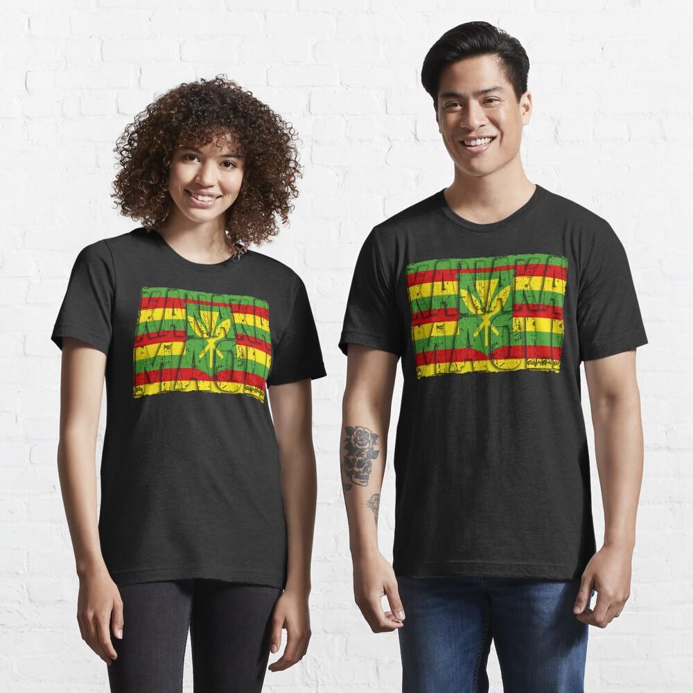 Kanaka Maoli by Hawaii Nei All Day Essential T-Shirt