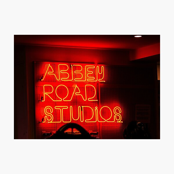Abbey Rd. Studios Photographic Print