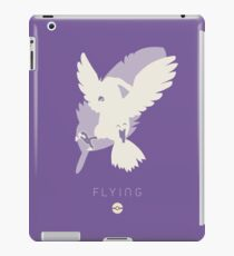Pokemon Type - Flying iPad Case/Skin