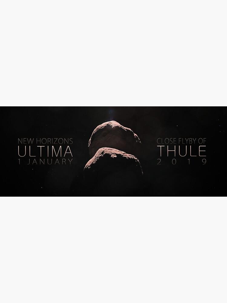 ULTIMA THULE by TR-Art