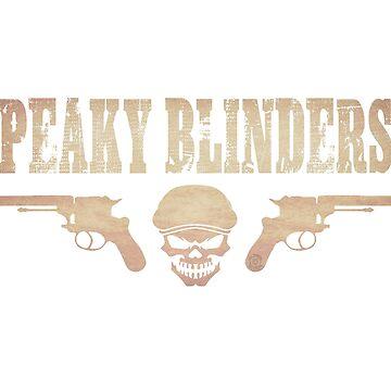 Peaky Blinders - Dugon mk1 by eyevoodoo