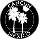 Cancun Mexico by MyHandmadeSigns