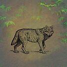 Wolf by David Dehner