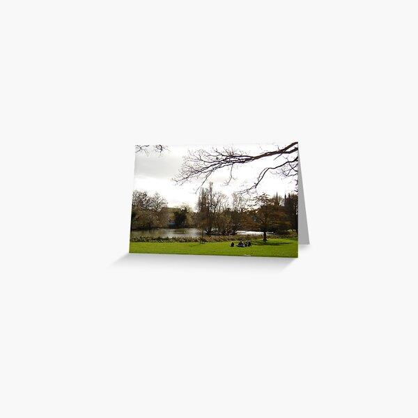 Victoria Park II Greeting Card