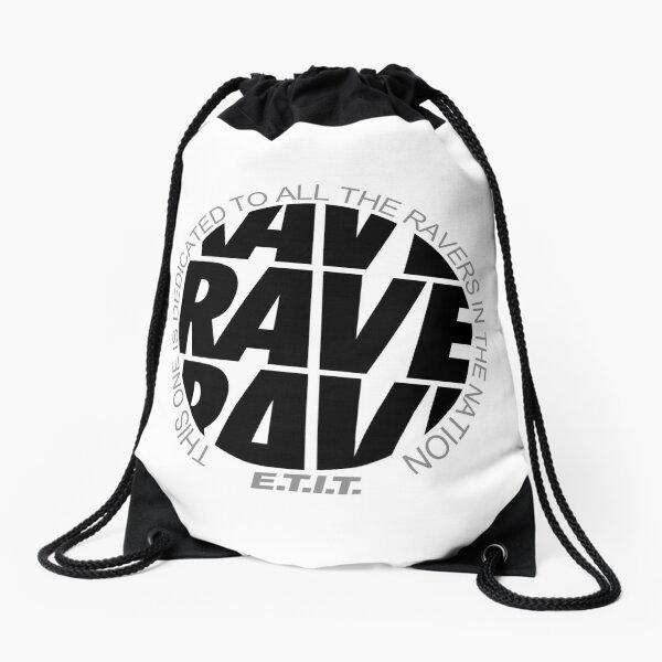 RAVE RAVE RAVE #1 Turnbeutel