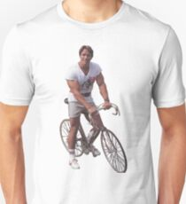 Arnold on a Bike Unisex T-Shirt
