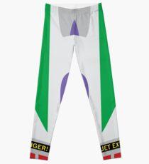 Buzz Lightyear Jetpack Leggings