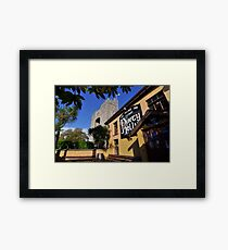 Bunratty Castle and Durty Nelly's Pub , County Clare, Ireland Framed Print