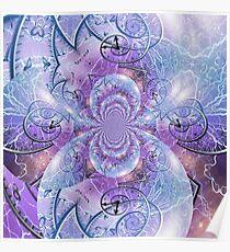 Time Spirals Poster