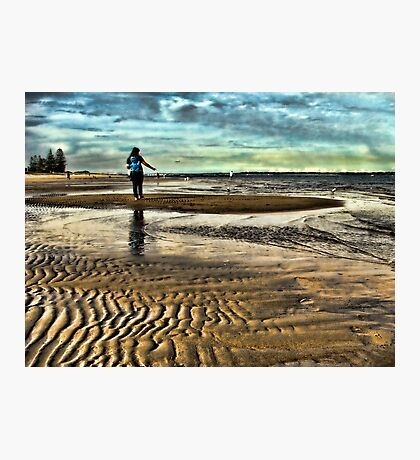 Sandringham Bay Photographic Print