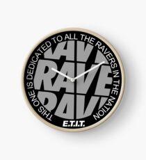 RAVE RAVE RAVE #2 Uhr